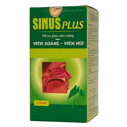 Hộp Sinus Plus