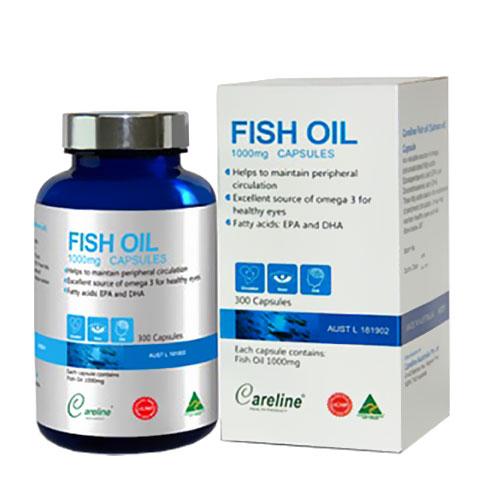 Careline Fish Oil