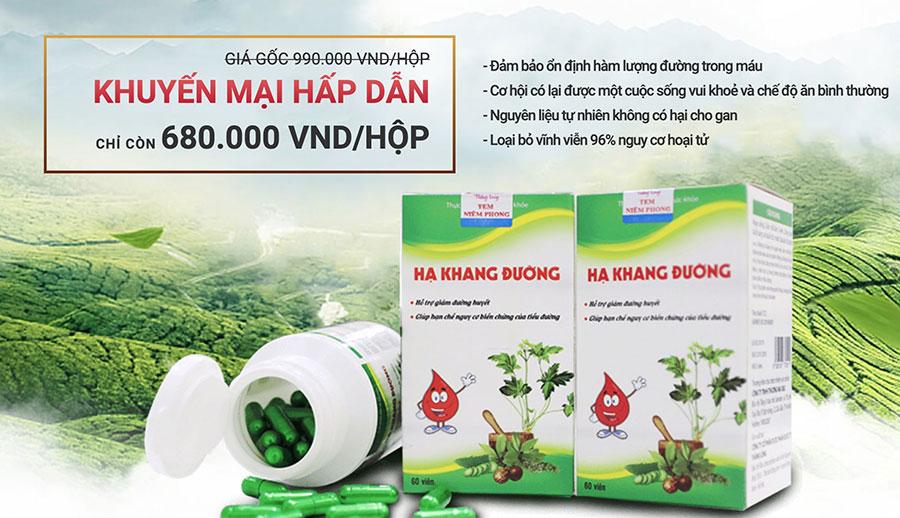 Hình ảnh Hạ Khang Đường đang bán trên thị trường!
