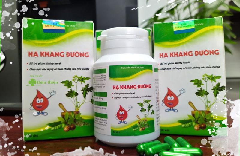 Hạ Khang Đường hiện có thể được bán tại hầu hết các nhà thuốc trên toàn quốc