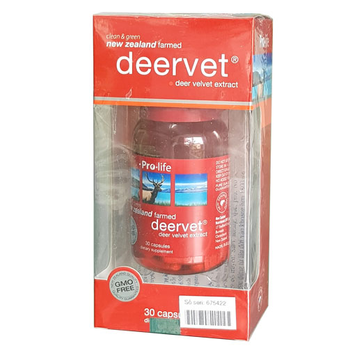Hộp Deervet