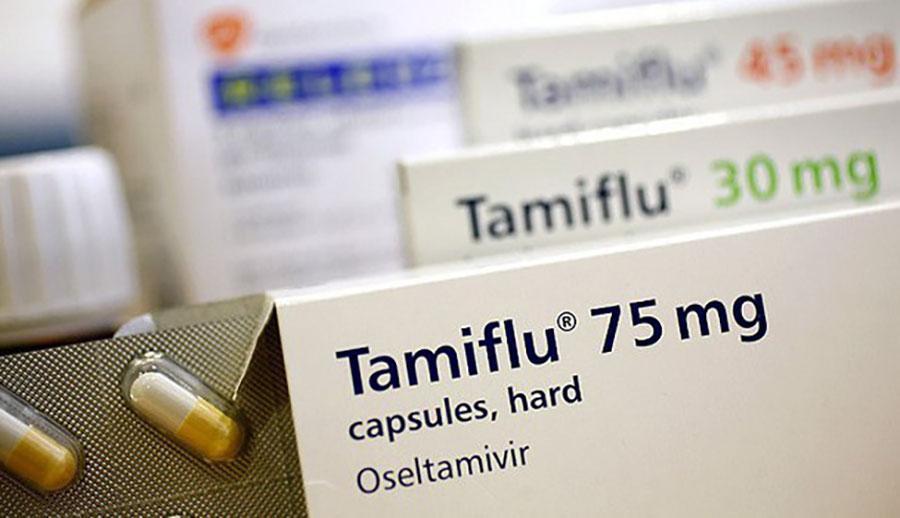Hình ảnh: Thuốc Tamiflu