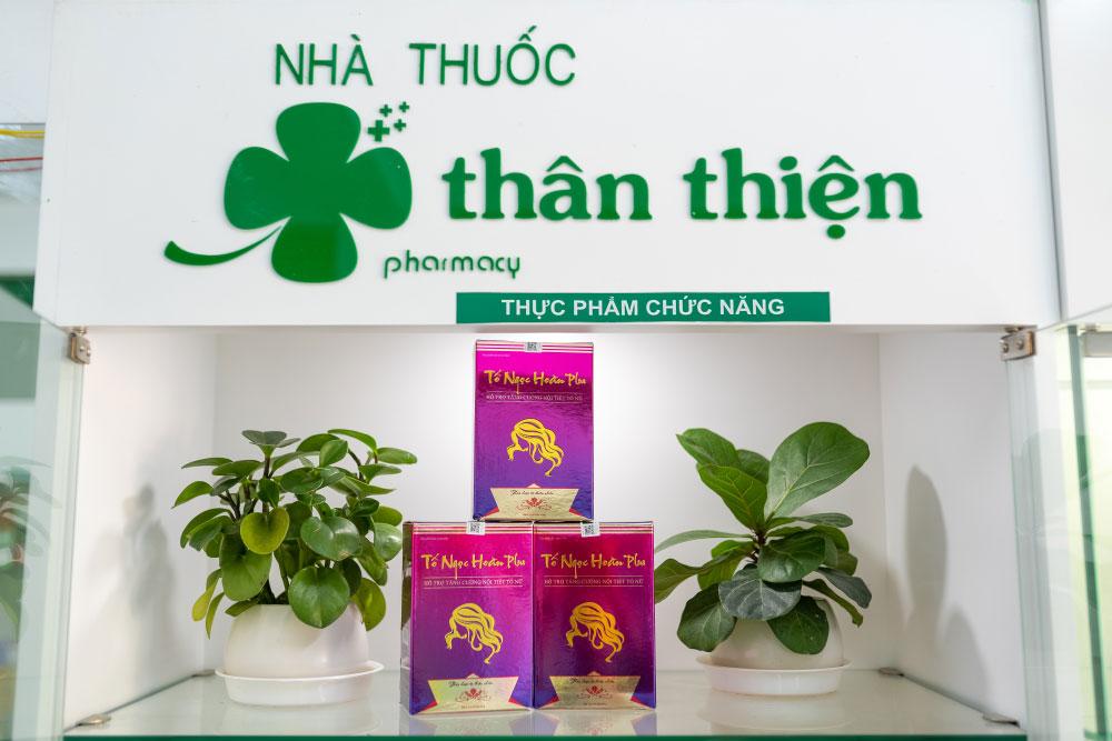 Hình ảnh sản phẩm Tố Ngọc Hoàn chụp tại Nhà Thuốc Thân Thiện