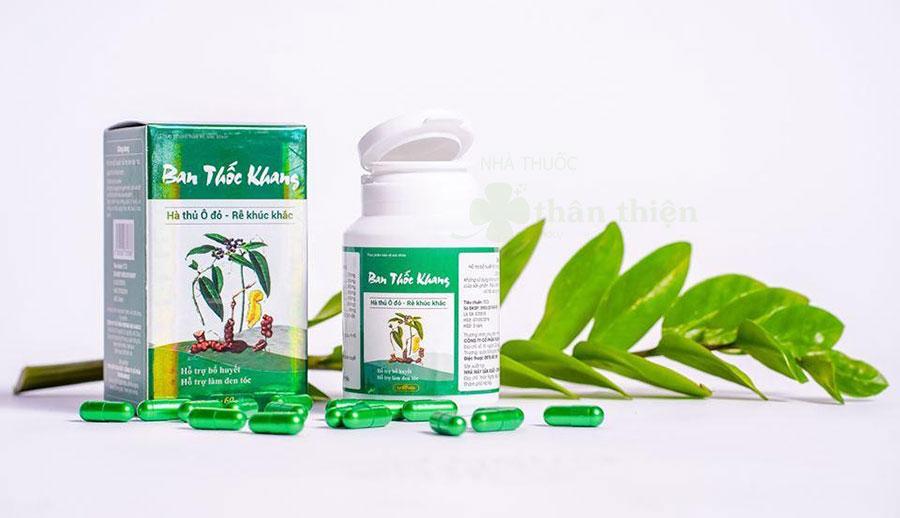 Ban Thốc Khang có bán chính hãng tại Nhà Thuốc Thân Thiện