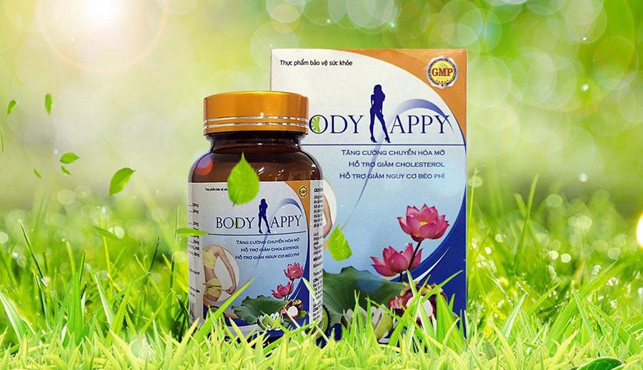 Hình ảnh: Sản phẩm Body Happy