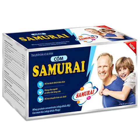 Cốm Samurai