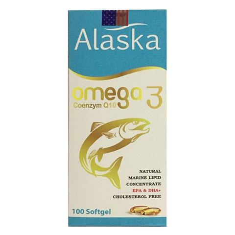 Alaska Omega 3 Coenzym Q10
