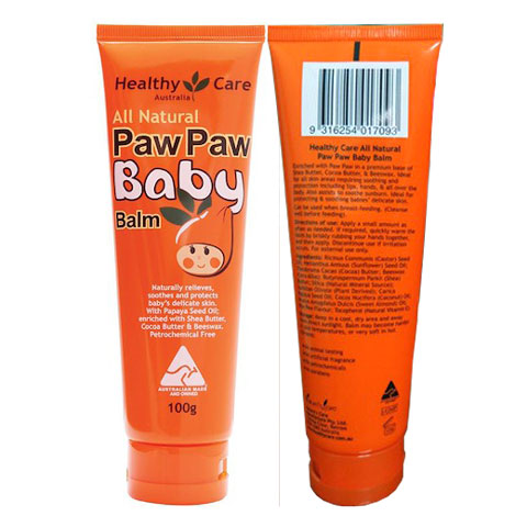 All Natural Paw Paw Baby Balm