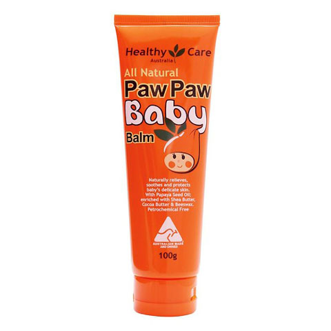 1 túyp All Natural Paw Paw Baby Balm