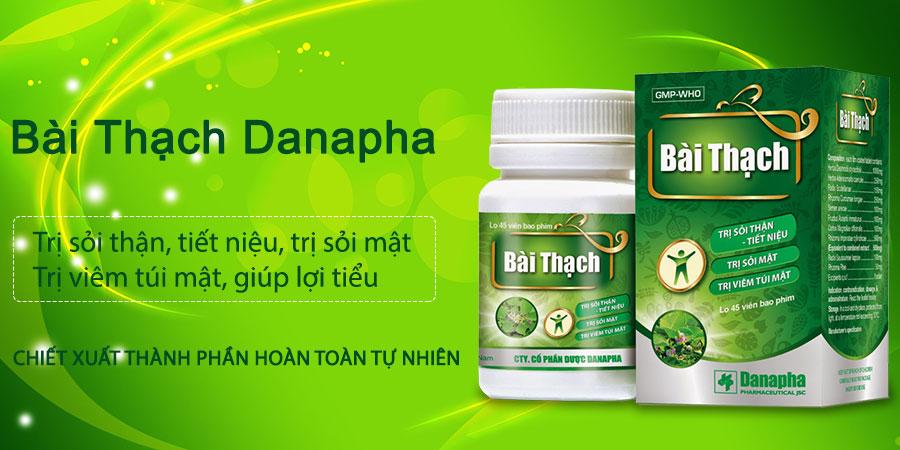 Thuốc Bài Thạch Danapha đang được bán chính hãng tại Nhà Thuốc Thân Thiện
