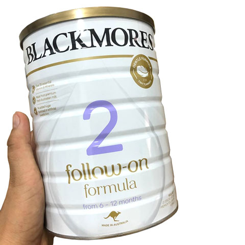 Trên tay Blackmores 2 Follow On Formula