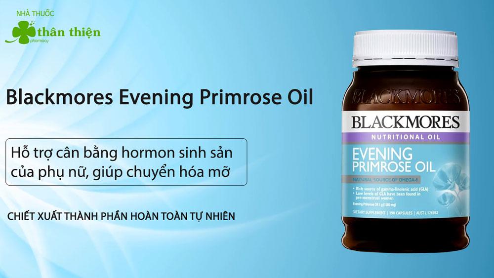 Hình ảnh: Blackmores Evening Primrose Oil có bán tại nhà thuốc