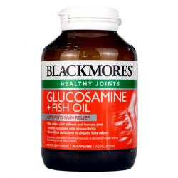 Blackmores Glucosamine + Fish Oil