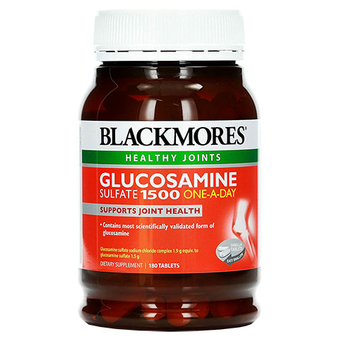 Blackmores Glucosamine Sulfate 1500 One-a-day