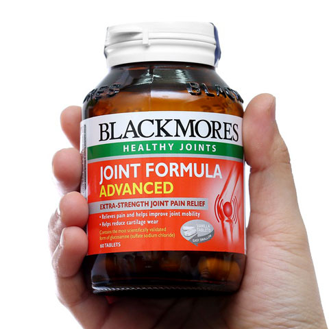 Trên tay Blackmores Joint Formula Advanced