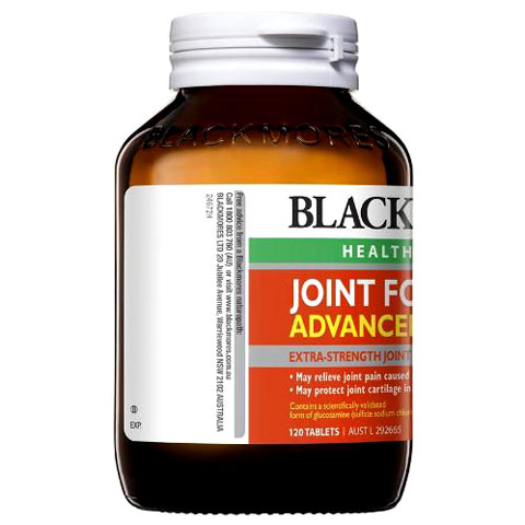 Mặt sườn lọ Blackmores Joint Formula Advanced