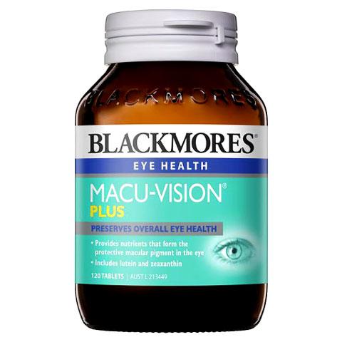 Lọ Blackmores Macu-Vision Plus