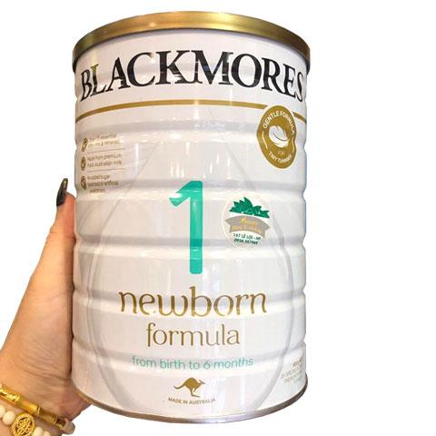 Trên tay Blackmores Newborn 1 Formula