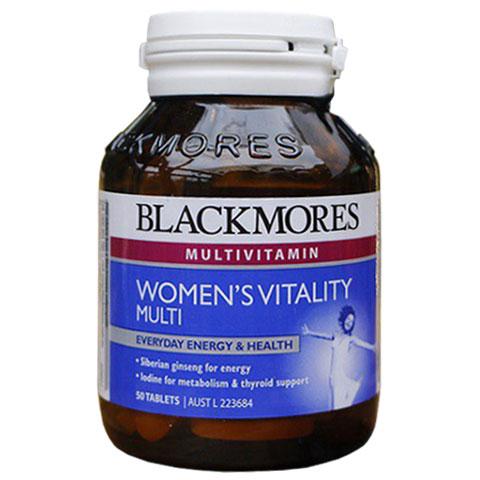Blackmores Women's Vitality Multi