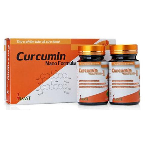 Bộ đôi sản phẩm Curcumin Nano Formula