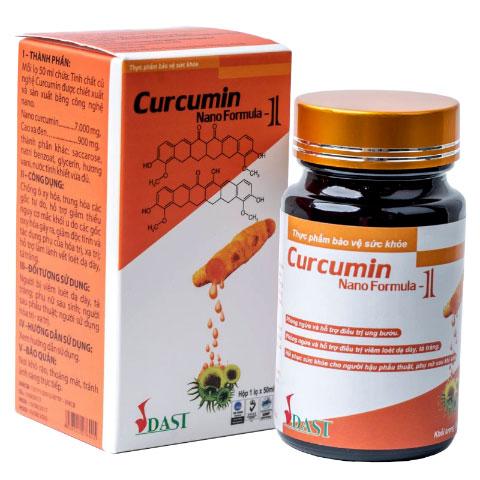 Curcumin Nano Formula