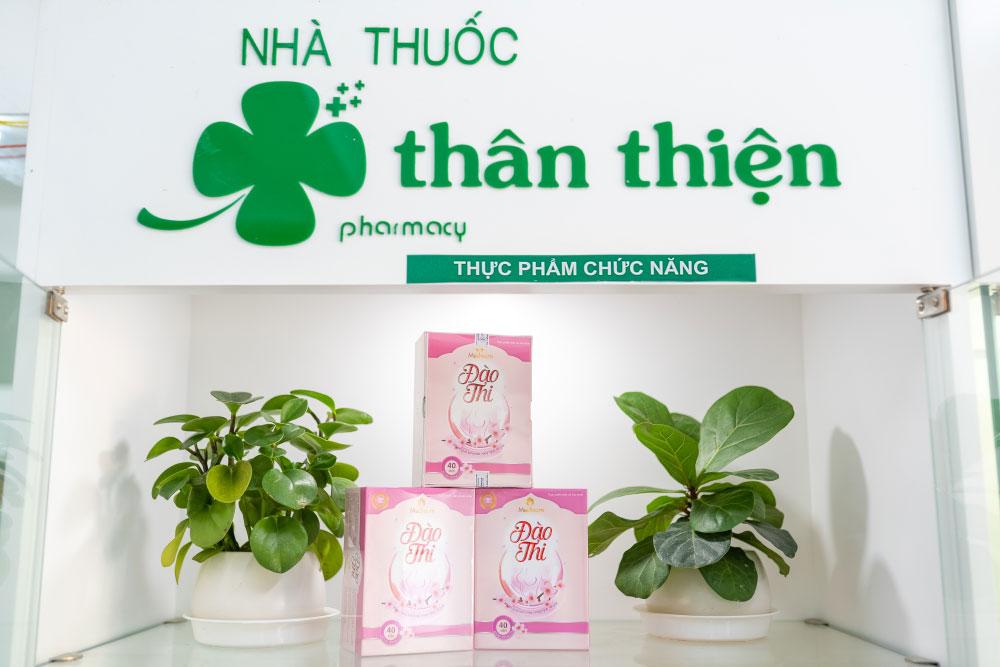 Hình ảnh sản phẩm Đào Thi chụp tại Nhà Thuốc Thân Thiện