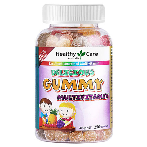 Delicious Gummy Multivitamin