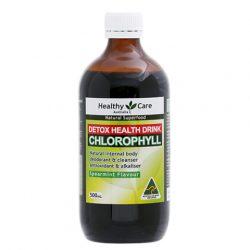 Detox Healthy Drink Chlorophyll