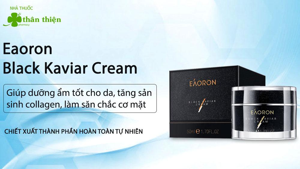 Eaoron-Black Kaviar Cream là dòng sản phẩm nhập khẩu từ Úc