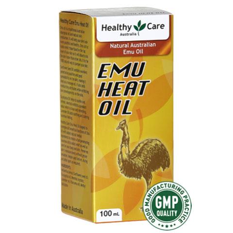 Emu Heat Oil Healthy Care