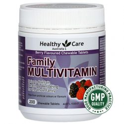 Family Multivitamin Healthy Care