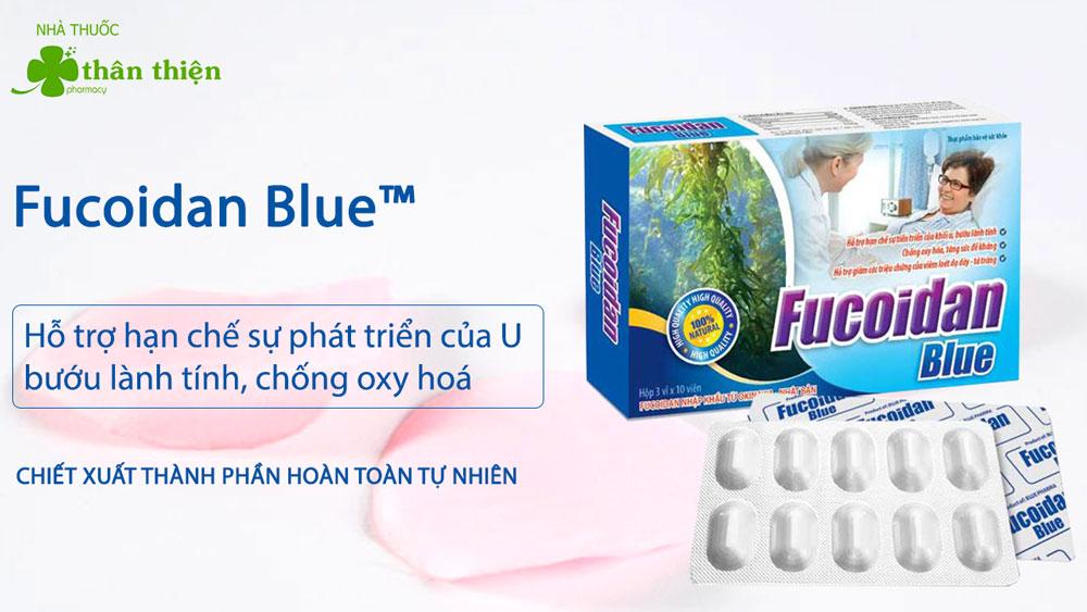 Fucoidan Blue có thể có bán chính hãng tại các nhà thuốc