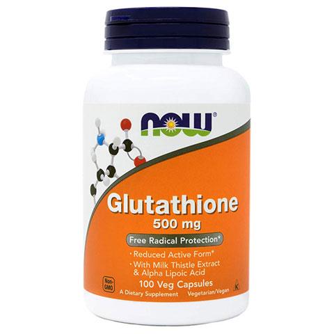 Glutathione - Hỗ trợ tăng cường chức năng hệ miễn dịch