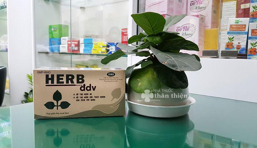 Herb Đông Dược Việt