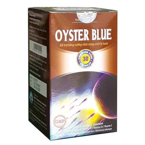 Hộp Oyster Blue