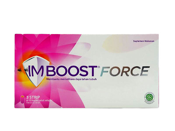 Vỏ hộp Imboost Force
