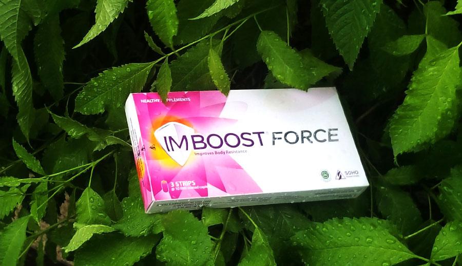 Imboost Force có bán tại cá nhà thuốc trên toàn quốc