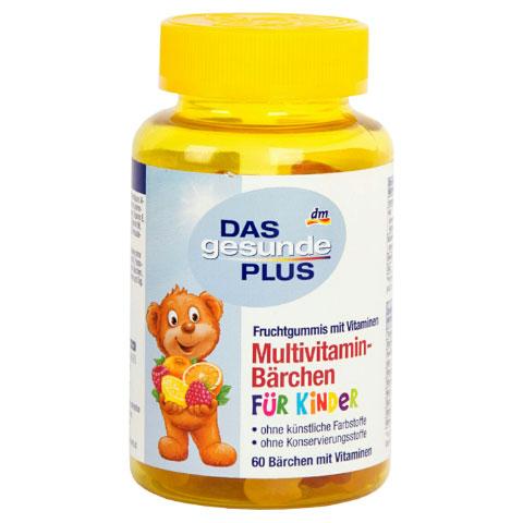 Kẹo gấu Vitamin Das Gesunde Plus Đức
