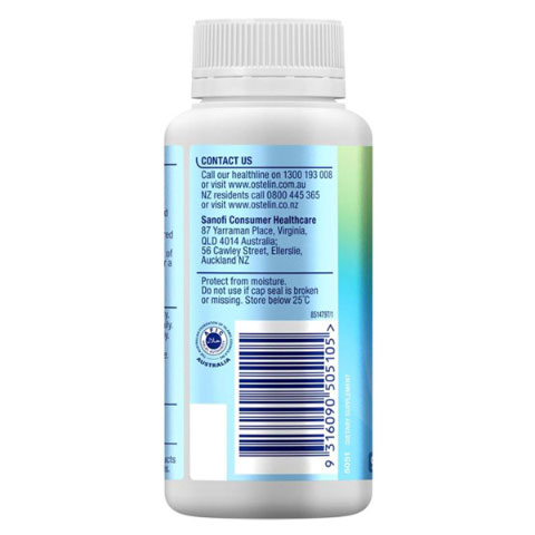 Ostelin Kids Calcium & Vitamin D3 hướng dẫn sử dụng