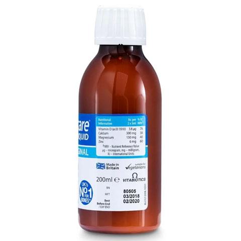 Lọ Osteocare Liquid Calcium Magnesium Zinc