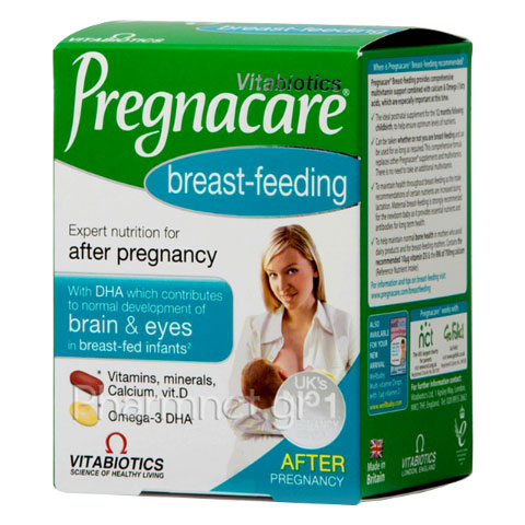 Pregnacare Breast-feeding
