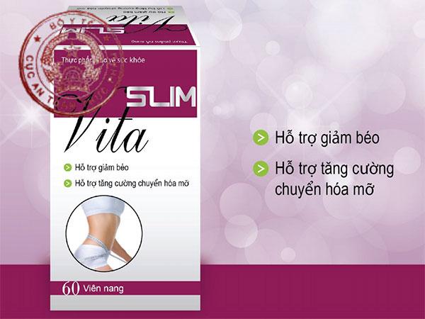 Công dụng Slim Vita