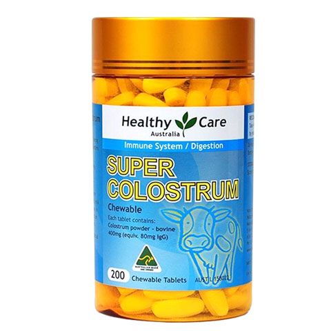 Super Colostrum Healthy Care