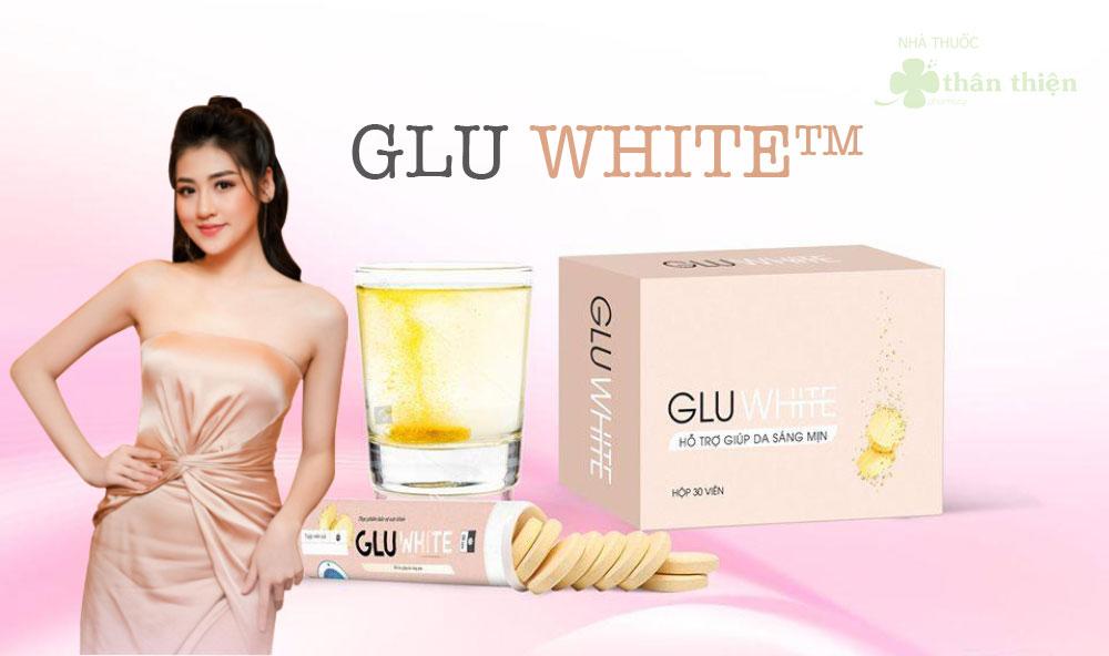 Sản phẩm Viên Sủi GluWhite có bán chính hãng tại Nhà Thuốc Thân Thiện