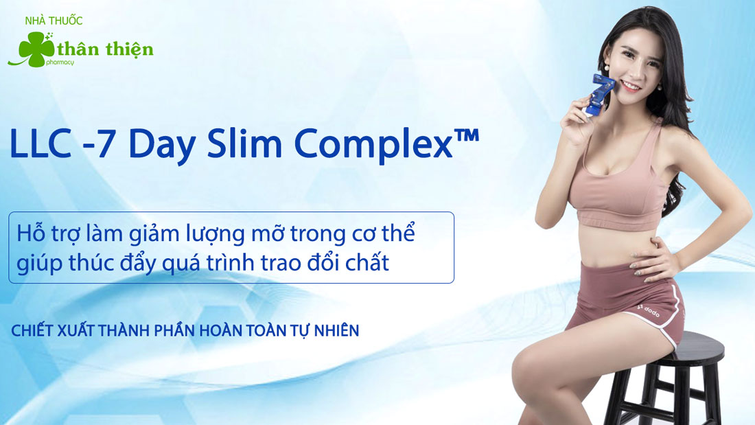 Slimming Healthcare LLC -7 Day Slim Complex