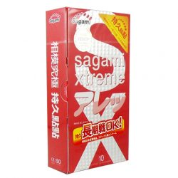 Bao cao su Sagami Xtreme Feel (Gân gai kéo dài thời gian)