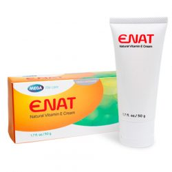 Enat Natural Vitamin E Cream
