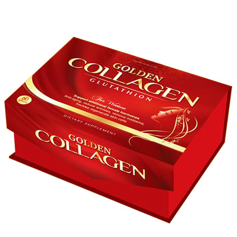 Hộp Golden Collagen