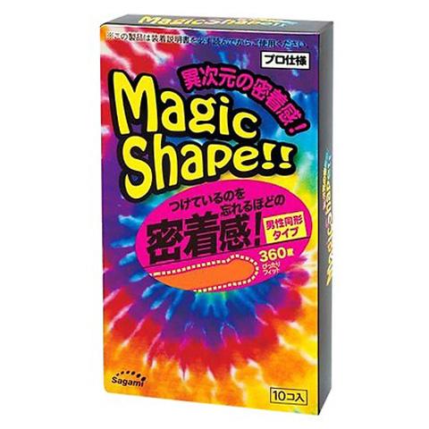 Bao cao su Sagami Magic Shape