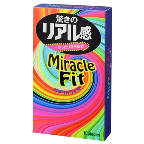 Bao cao su Sagami Miracle Fit